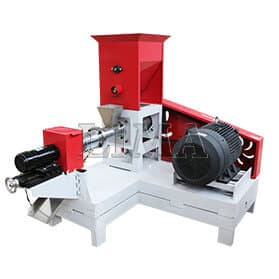 120Kg/H-150kg/h Extruder Machine For Feed