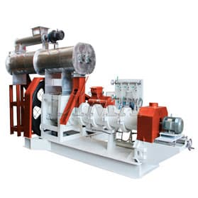 2T/H-3T/H Floating Fish Feed Extruder Machine