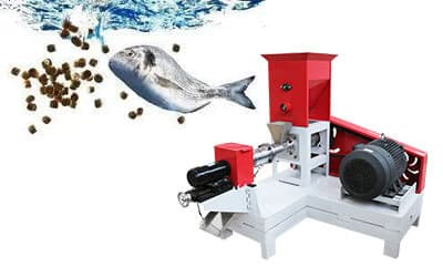 Advantages of extruder machine for aquatic feed