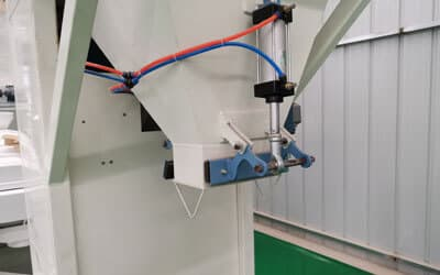 fish feed packaging machine