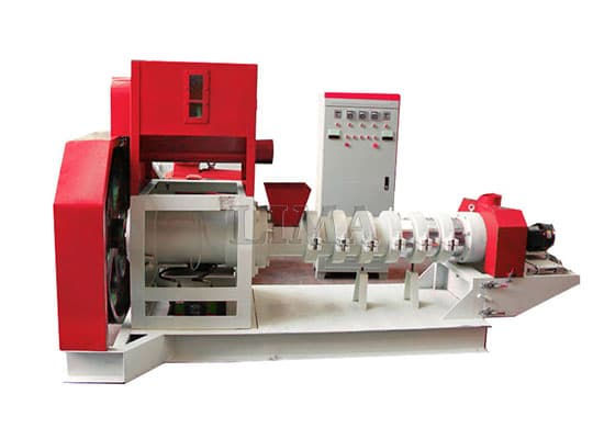 1.8T/H-2T/H Machines For Production Of Floating Pellets