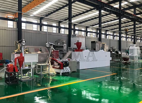 120Kg/H-150Kg/H Fish Feed Production Line