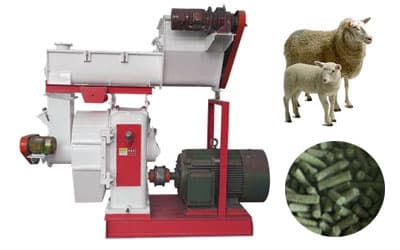 Characteristics and advantages of sheep feed granulator
