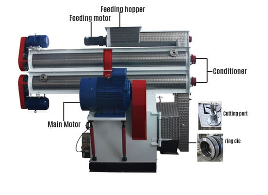 structure-of-10t-feed-machine